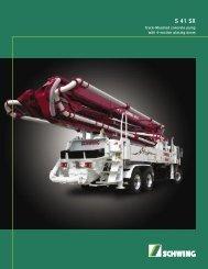 S 41 SX - Concrete Equipment Inc