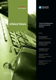 Clinical Trial Management: Enabling Operational ... - Accenture