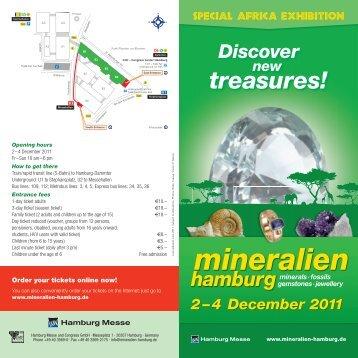treasures! - Mineralien Hamburg