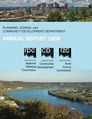 Annual Report RPC/RZC/CD - 2009 - Hamilton County, Ohio