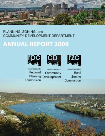 Annual Report RPC/RZC/CD - 2009 - Hamilton County, Ohio