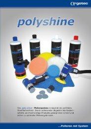 (PDF) Polyshine Anwendung - ARGOTEC GmbH