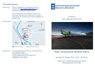 Einladung Mitgliederveranstaltung vom 29.10.2012