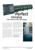 Grundfos Modular Controls. The system that grows on you. - Page 2
