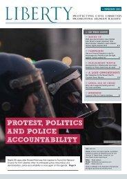 Spring 2011 Liberty Newsletter (PDF)