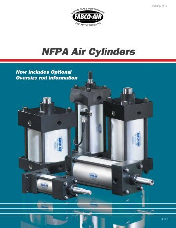 NFPA Air Cylinders - Fabco-Air, Inc.