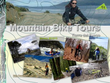 Mountain Bike Tours - Compañía de Guías de Patagonia