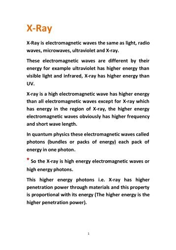 is the X-ray photon energy