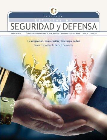 Edición No.3 - Escuela Superior de Guerra