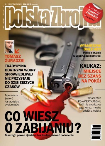 Polska Zbrojna (PAŹDZIERNIK 2012 NR 7) - TELDAT