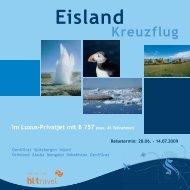 Kreuzflug - hl travel