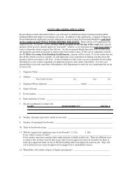 Business Personal Property Listing Form - Lenoir County