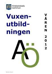 V Å R E N 2 0 1 2 - Kristianstad