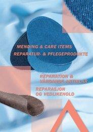 Reparation & vård - Coats