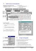 a A û ë . = + ] Premiers pas avec un traitement de texte - Page 2