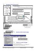 a A û ë . = + ] Premiers pas avec un traitement de texte - Page 3