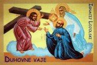Duhovne vaje - Jezuiti v Sloveniji