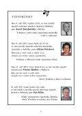 Jinecký zpravodaj titul - Jince - Page 4
