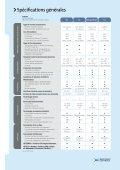 es Guide des Spécifications - Bernard Controls - Page 4