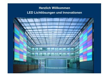 OSRAM LED-Schulung Grundlagen Retrofit
