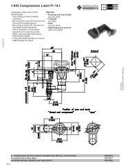1-045 Comp ession Latch Pr 14.1 r 1-05