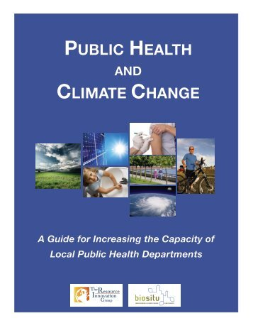 Public Health and Climate Change - Southern Climate Impacts ...