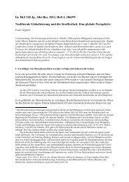 hier pdf - Prof. Dr. Franz Segbers