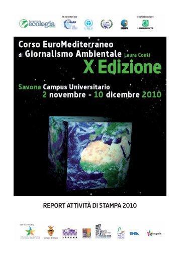 Sala Stampa - La Nuova Ecologia