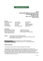 December 12, 2011 Approved Minutes - Community Advisory ...