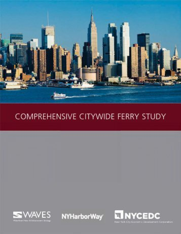 Comprehensive Citywide Ferry Study - Appleseed