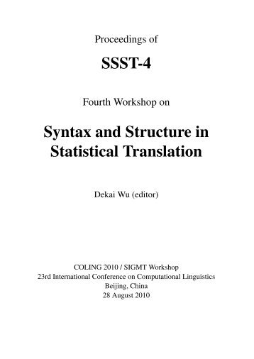Full proceedings volume - Lexitron