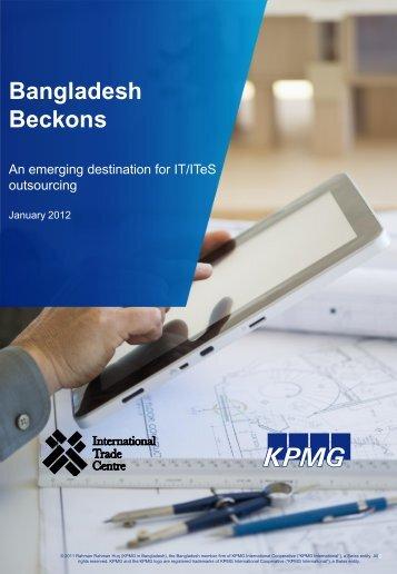 KPMG report on Bangladesh outsourcing - basis