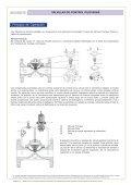 Válvulas de control pilotadas - COMEVAL - Page 2