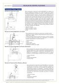 Válvulas de control pilotadas - COMEVAL - Page 7