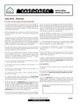 CASTinTACT ® Panel Data - masco.net - Page 5