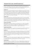 Spelarmanual SGF Juniortävlingar 2011 - Bredareds Golfklubb - Page 4