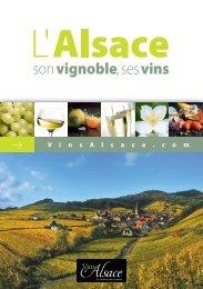 son vignoble, ses vins - Vins d'Alsace