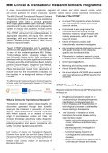 MMI Clinical and Translational Research Scholars Programme ... - Page 3