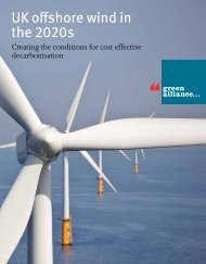 UK offshore wind in the 2020s
