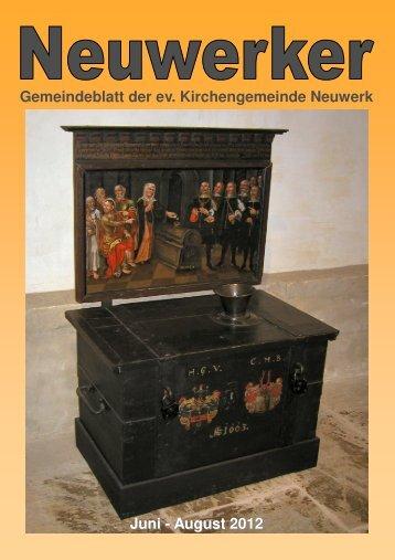 Klostercafé: Jeden letzten Sonntag im Monat - Neuwerkkirche (Goslar)