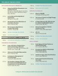 summit in aesthetic medicine 2012 - Global Academy for Medical ... - Page 5
