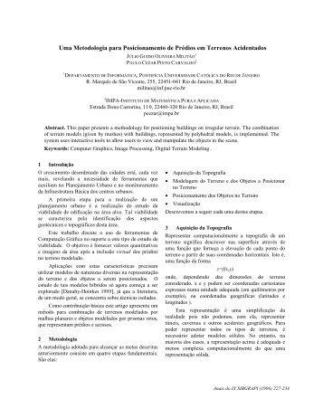 in Acrobat PDF - Visgraf - Impa