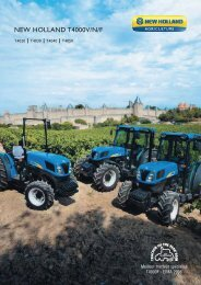 NEW HOLLAND T4000V/N/F