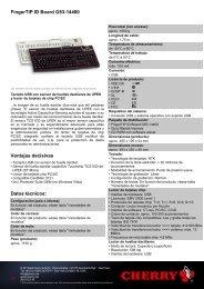 Documentación técnica - Barcitronic