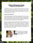 2013 Menu Planning Guide - Oregon Zoo - Page 2