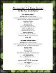 2013 Menu Planning Guide - Oregon Zoo - Page 4