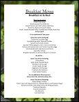 2013 Menu Planning Guide - Oregon Zoo - Page 5