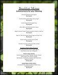 2013 Menu Planning Guide - Oregon Zoo - Page 7