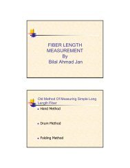 FIBER LENGTH MEASUREMENT By Bilal Ahmad Jan