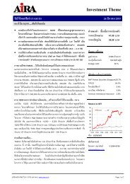 Investment Theme - AIRA